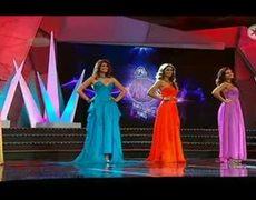Nuestra Belleza 2011: Traje de Noche