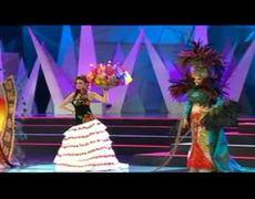 Nuestra Belleza 2011: Concurso de Traje Típico (3/3)