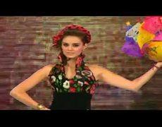 Nuestra Belleza 2011: Concurso de Traje Típico (2/3)