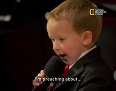 Kanon Tipton, 4-Year-Old Preacher, Gains YouTube Fame