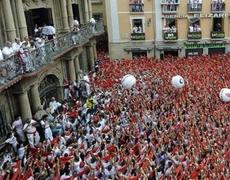 Inicia la Pamplonada en España