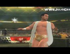 WWE '12: Alberto del Rio Entrance & Finisher