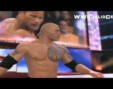 WWE '12: The Rock Entrance