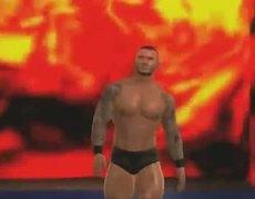 WWE '12: Randy Orton Entrance
