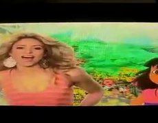 Shakira ft. Dora the Explorer- Todos Juntos