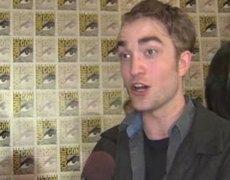 Robert Pattinson talks 'Breaking Dawn'