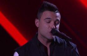 The Voice Australia 2014 Sabrina Batshon sings Empire