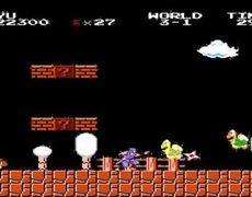 Gaiden in Nintendo Super Mario