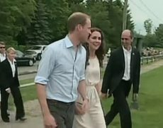 Wills, Kate and the Canadian people