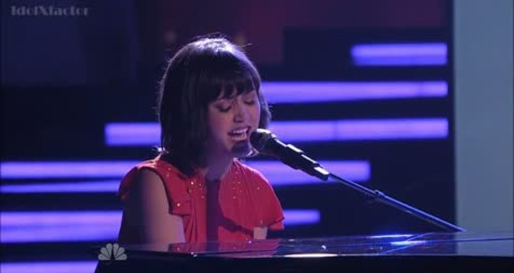 The Voice 2011: Dia Frampton - Inventing Shadows (Finals)