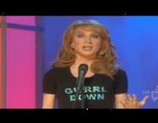 Kathy Griffin On Sarah Palin In Kathy Griffin: Gurrl Down