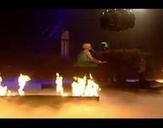 Lady GaGa - Hair (Live on The Paul O'Grady Show)