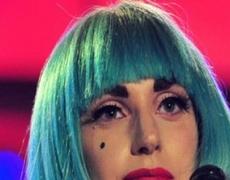Lady Gaga en la Gaypride de Roma