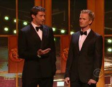 Tony Awards 2011: Hugh Jackman & Neil Patrick Harris - Dueling Hosts