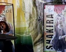 Shakira estara en Tijuana, en el Estadio Caliente