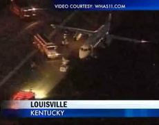 Emergency Landing at Kentucky Airport