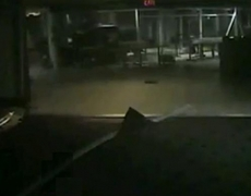 Dramatic video: Moment St Louis tornado hits airport caught on CCTV