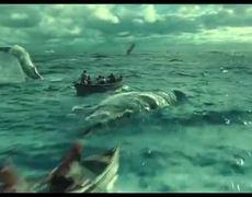 In The Heart Of The Sea - Official International Movie TEASER Trailer #1 (2015) HD - Chris Hemsworth Movie
