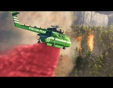 Planes Fire Rescue Perfectly Good Airplane Official Clip 2014 HD