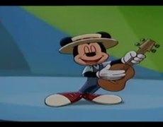 Mickey canta