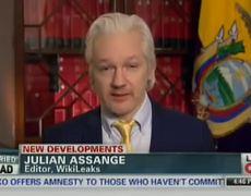 Julian Assange Interview on CNN after two years of asylum