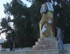 Lugar de nacimiento Revolución Árabe: Orgullo Sin embargo, el descontento