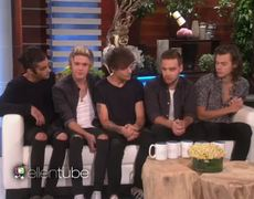 The Ellen Show One Direction Catches Up