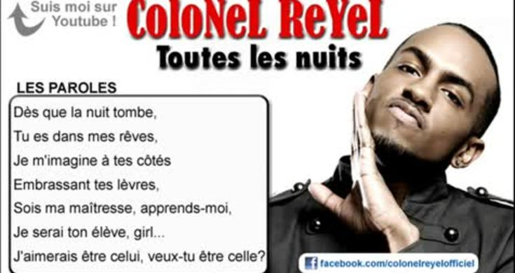 colonel reyel aurelie mp3 gratuit