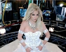 Britney Spears - Hold It Against Me (Official Music Video)