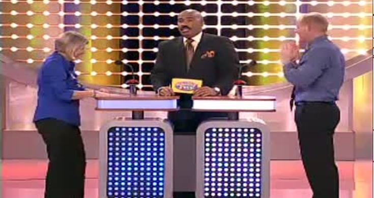 Family feud celebrity edition snl ariana
