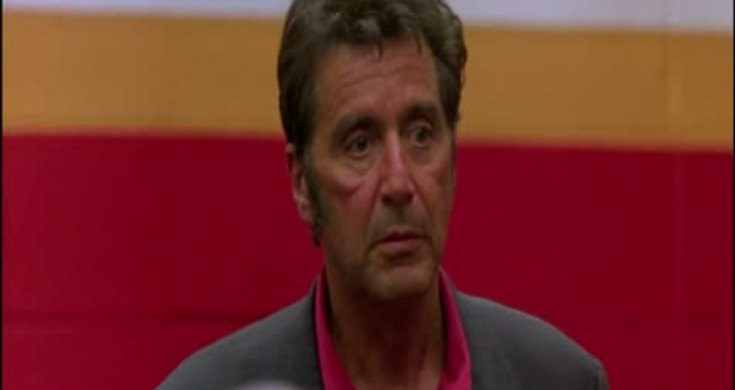 Al Pacino S Inch By Inch Speech From Any Given Sunday Hd