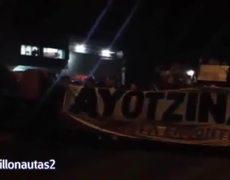 Mega marcha por Ayotzinapa en Guadalajara