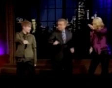 Justin Bieber Shows Regis And Kelly Some Dance Moves