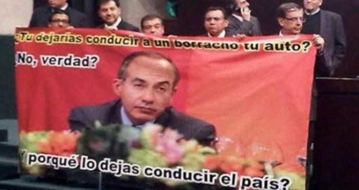 """Que Calderón diga que miento"""" : Noroña - Videos - Metatube"""