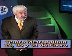 Conferencia Jaime Maussan Teatro Metropolitan