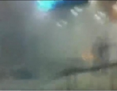 Raw Video: Deadly Explosion at Moscow Airport