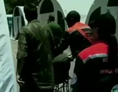 Rescue helicopter crashes in Brazil