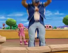 Lazy town - Take a Vacation Spanish