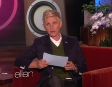 Ellen DeGeneres Cover Birthday by Katy Perry