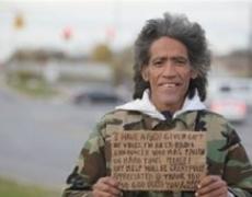 Ted Williams Homeless Man [Golden