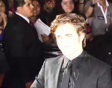 Robert Pattinson Reveals He is Homeless