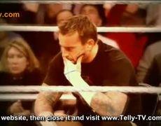 WWE RAW - 3/1/11 Part 1/11 Champion The miz vs John Morrison