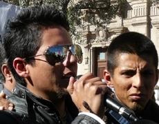 Detienen a hijo de Marisela Escobedo en El Paso