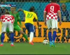 Brazil vs Croatia 21 2014 Neymar Penalty FIFA World Cup 2014 Brazil