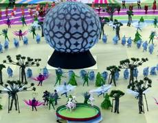FIFA World Cup 2014 Brazil Opening Ceremony Photos Part 2
