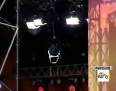 Hugh Jackman Injured on Oprah
