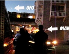 NBA Star In Possible UFO Encounter - Caught on Tape