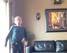 Hyper Kid Frisbee FAIL