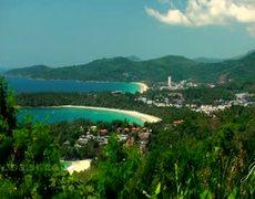 'Love from Phuket'. (HD) Phuket Beach Thailand [2 Min Revamp]