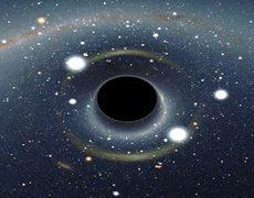 NASA halla agujero negro cercano a la Tierra